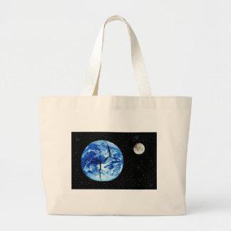 Global Warming Canvas Bag