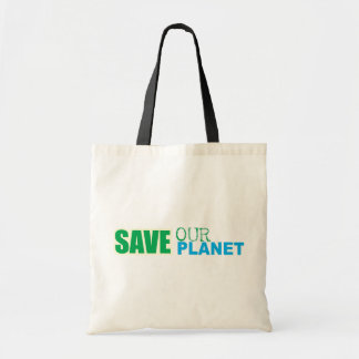 GLOBAL WARMING-BAG BUDGET TOTE BAG