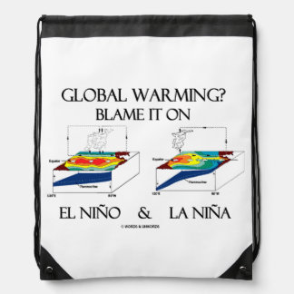 Global Warming? Blame It On El Niño and La Niña Backpack