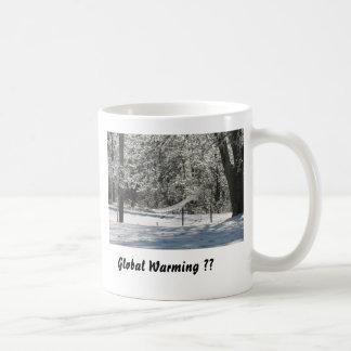 Global Warming?? Coffee Mug