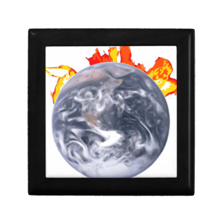 Global Warming Earth Gift Box
