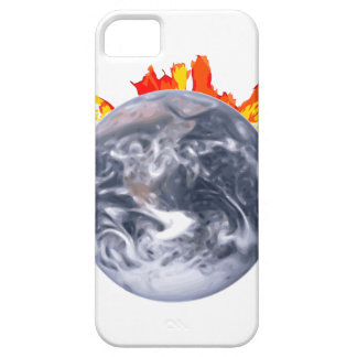 Global Warming Earth iPhone 5 Cover