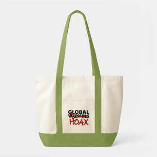 Global Warming Hoax Bags