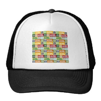 Global Warming Hoax Trucker Hat