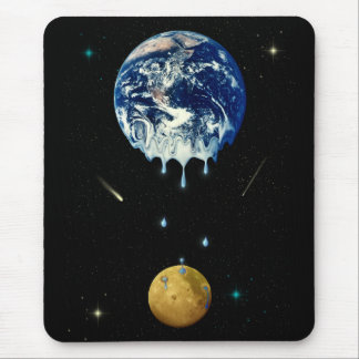 Global Warming II Mouse Pad