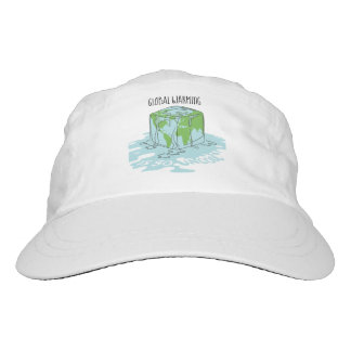 Global Warming is so Uncool Hat