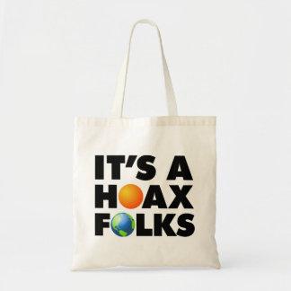 Global Warming - It's a Hoax Folks