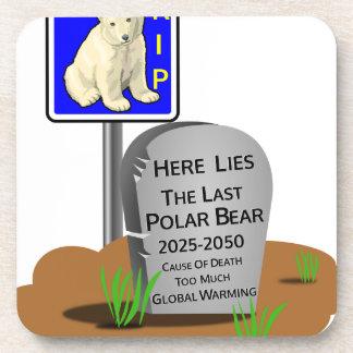 Global Warming,RIP Polar Bear 2050 Coaster