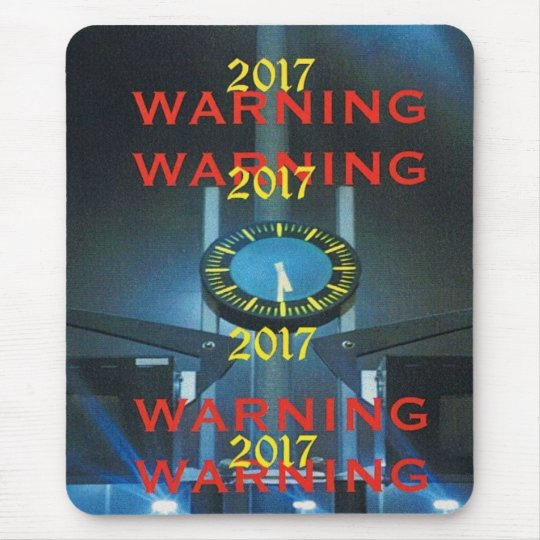 Global Warning 2017 Mousepad