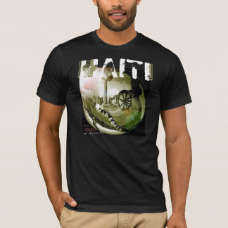 GLOBALE PALM_edited-4, HAITI T-Shirt