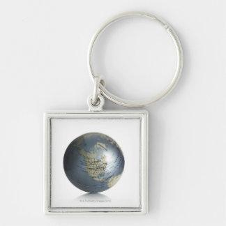 Globe 2 keychains