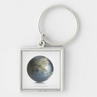 Globe 4 keychains
