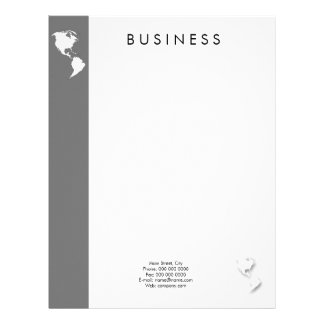 globe_business_e letterhead template