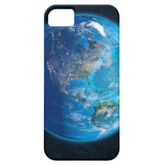 Globe DayNight America iPhone 5 Case