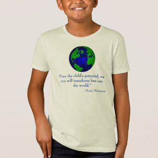 Globe Final Design Kids T-Shirt