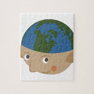 Globe Head Puzzles