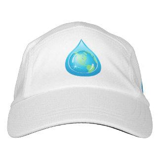 Globe In Waterdrop Hat
