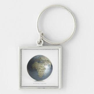 Globe Key Chain