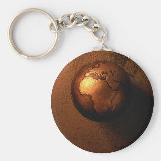 Globe Key Chains