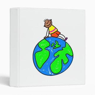 Globe Kid Binders