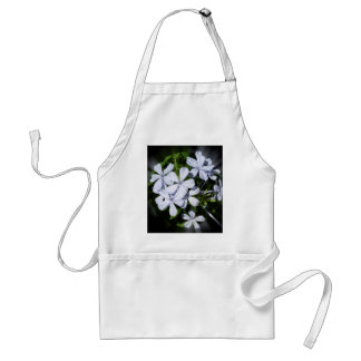 Globe of flowers standard apron