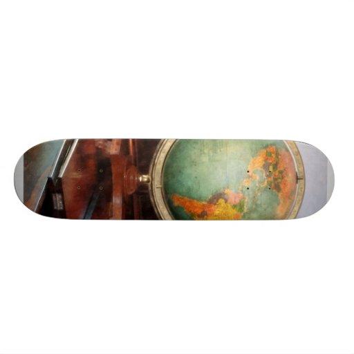 Globe on Piano Skate Decks