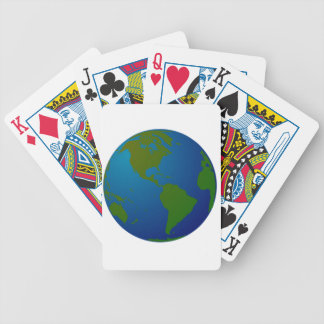 Globe Playing Cards