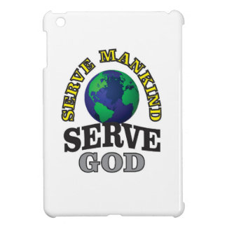 globe service to god and man case for the iPad mini