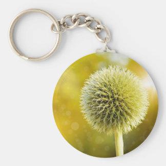 globe-thistle-599653 keychain