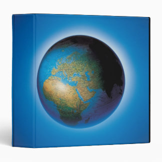 Globe Vinyl Binder