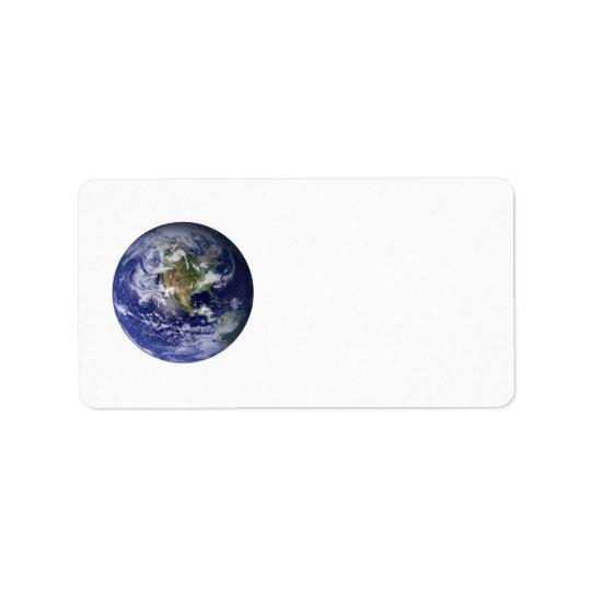 Globe West Label