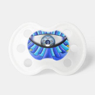 Globellinossa V1 - triple eyes Pacifiers