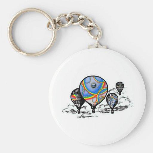 globes keychain