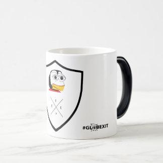 #GLOBEXIT #FEPE BADGE Coffee MUG