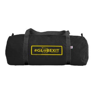 #GLOBEXIT Gym Duffle Bag (Yellow)