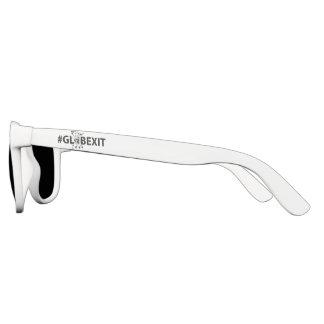 #GLOBEXIT Sun Glasses (white)