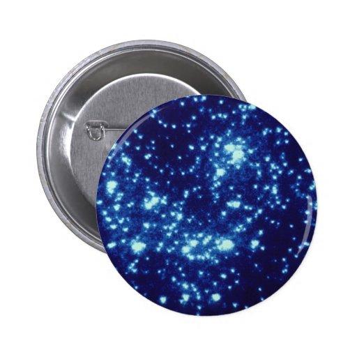 Globular Cluster Pinback Buttons