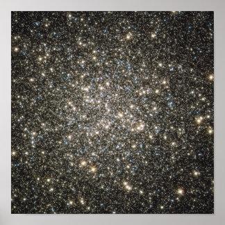 Globular cluster M13 2 Poster