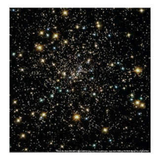 Globular Star Cluster NGC 6397 Poster