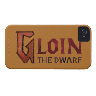 Gloin Name iPhone 4 Case-Mate Cases