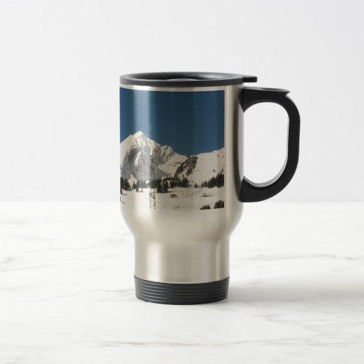 Gloire de montagne ! tasse