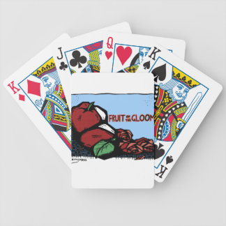Gloom Fruit Bicycle Playing Cards