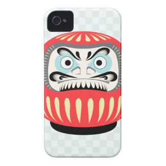 Glooma Daruma Case-Mate iPhone 4 Case