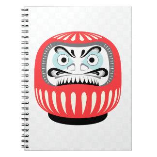 Glooma Daruma Notebook