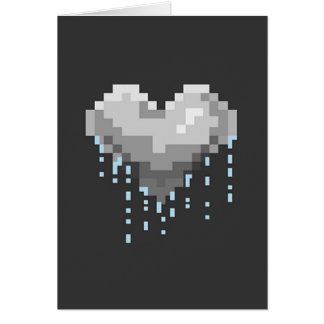 gloomy forecast greeting card