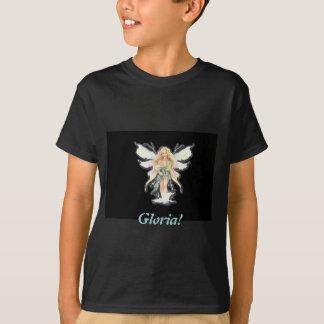 Gloria! - Kids Basic Black T (Boy & Girl) T-Shirt