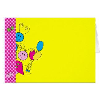 Gloria loves Jack 17 Greeting Card
