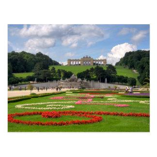 Gloriette In Schönbrunn Vienna Austria Postcard