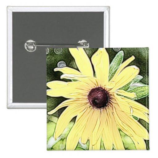 Gloriosa Daisy - Rudbeckia Button