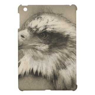 Glorious Bald Eagle Setch Cover For The iPad Mini
